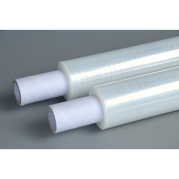 20mic*400mm platic casting extended core Stretch Film