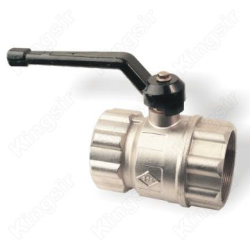 Brass Gas Stove Control Ball Valve