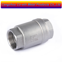 Silicon Sol Casting 2PC Vertical Check Valve