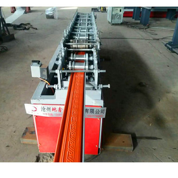 Roller Shutter Door Frame Cold Roll Forming Machine