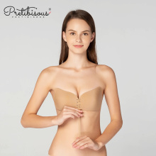 Best quality and factory for Strapless Backless Bra High quality women strapless bra for backless dress supply to South Korea Wholesale