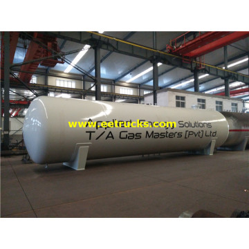 100 CBM Large Aboveground LPG Tanks