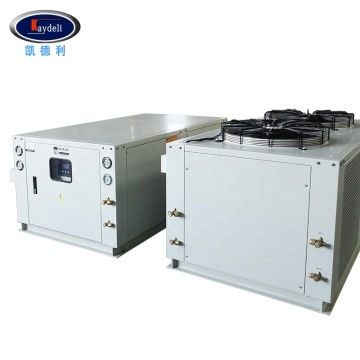 25HP Factory Eco-Friendly Refrigerant Air Cooling Chiller