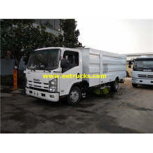 ISUZU 8000L Airport Runway Sweeper Trucks