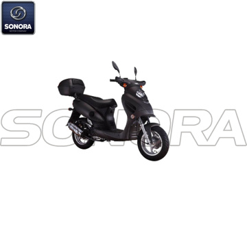 Benzhou YY50QT-26 12 INCH Complete Scooter Spare Parts Original Quality