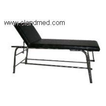 Round tube examination bed