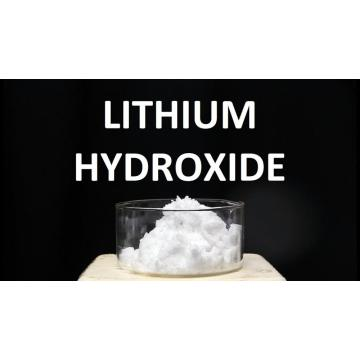 lithium hydroxide reaction with carbon dioxide