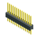 1.27mm Pitch Pin Header Single Row Straight Type