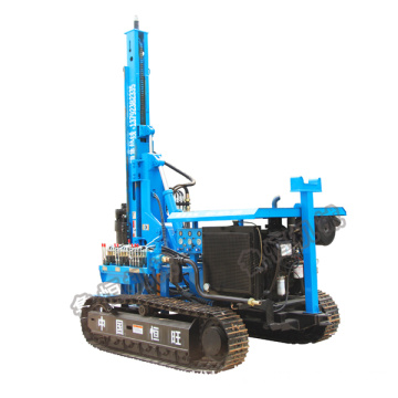 solar pile driver machine use for Photovoltaic project