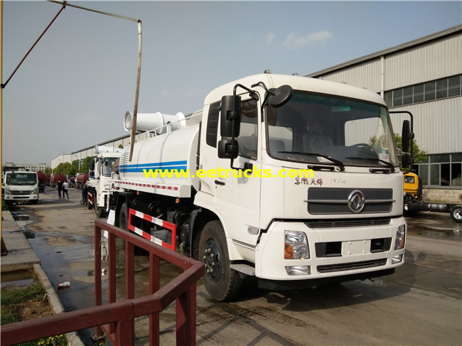 Dongfeng 9m3 Dust Control Water Vehicles