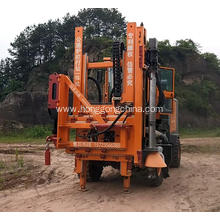 Ground Hole Drilling Machine