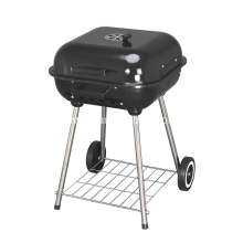 "Leading for Picnic Bbq Grill,Kettle Charcoal Grill,Outdoor BBQ Charcoal Grills Manufacturers and Suppliers in China 22"" Square Charcoal Grill supply to Japan Importers"