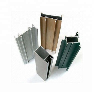 RAL Powder coating Super Durable Structural Sliding Window
