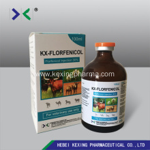 10 Years manufacturer for Florfenicol Injection Florfenicol Injection 30% Veterinary export to India Factory
