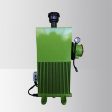 Air Cooled Oil Cooler For Concrete Mixer Truck
