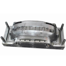 Car Front Rear Bumper Plastic Injection Mold