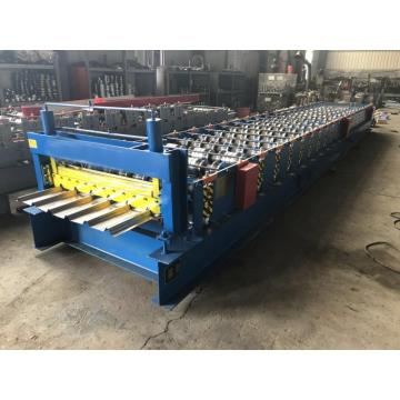 The latest single board forming machine