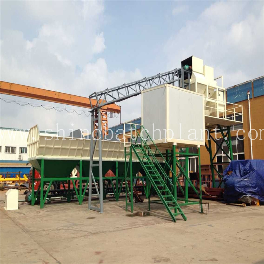 90 Stationery Concrete Batching Plants