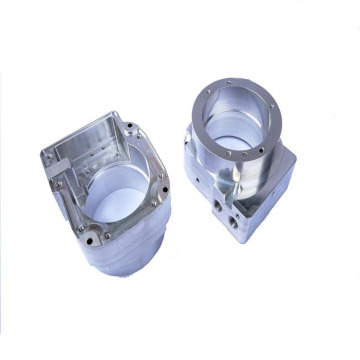 5-axis Machining Complex Parts