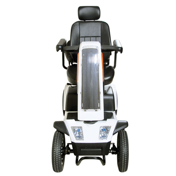 4-wheel Solar panel wheelchair