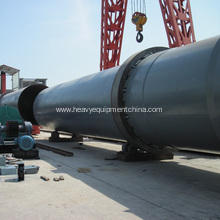 Special for Cement Rotary Kiln Rotary Kiln Limestone Calcination Processing Active Lime supply to Madagascar Supplier