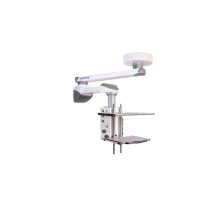 Electric double arms medical pendant