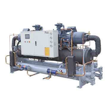 Low temperature air cooled chiller temp