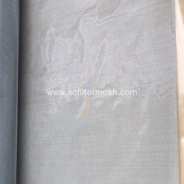 Static-free Stainless Steel Printing Wire Mesh