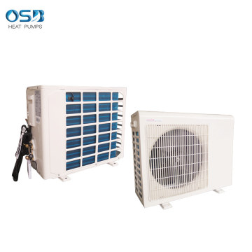 heat pump dubai for hot water with 60hz