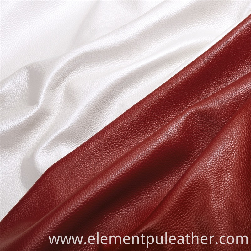 Nappa PVC Synthetic Leather