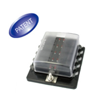 IP55 Waterproof LED Automotive Fuse Block