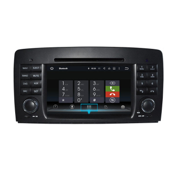 7inch Car Radio DVD Player for Benz W251