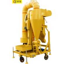 Grains air cleaner machine