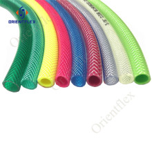 pvc transparent fiber reinforced pvc soft water hose