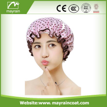 High Quality Shower Caps Custom Color Shower Cap