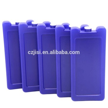 hard plastic reusable cold ice pack plate
