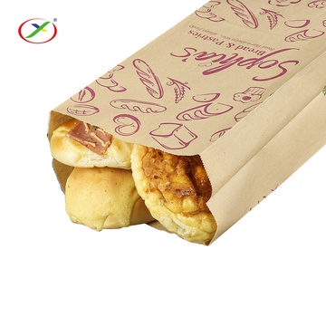 Greaseproof Paper Type hot dog bags