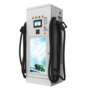 Wholesale Price for Fast Car Charger,Dc Fast Charging Stations,Electric Vehicle Charging Pile Manufacturers and Suppliers in China 80KW DC High speed  charger Double gun export to Montserrat Manufacturer