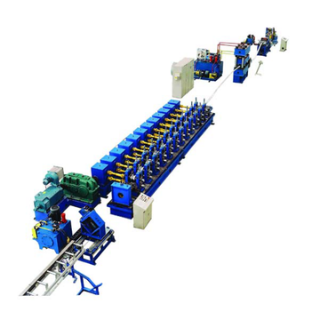 Stainless Metro Rail Roll Forming Line