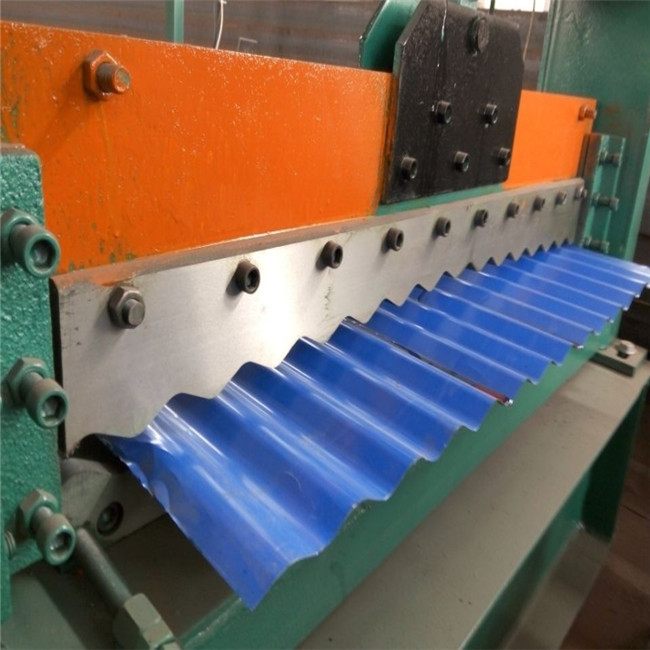 828 Glazed Tile Roll Forming Machine