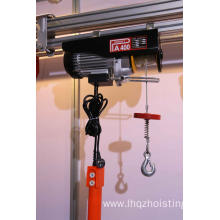 Mini Electric Elevator Wire Rope Motor Hoist