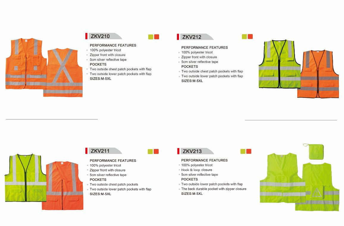 Hi-vis Safety Vest