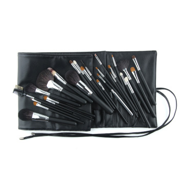 brush sets cosmetic goat hair private label