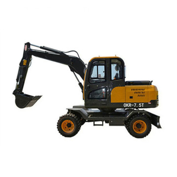 Promotion this month wheel excavator in pakistan