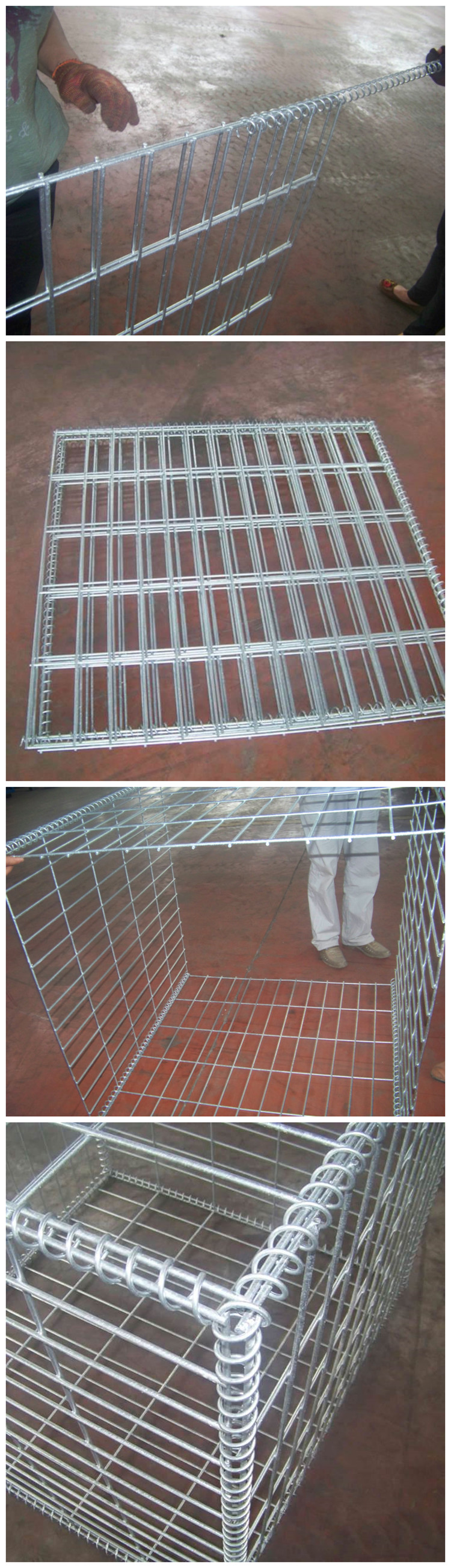 welded gabion box 4