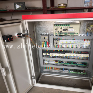 Control System Of Concrete Batching Machinery