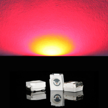 Super bright 3528 SMD LED Red Epistar Chip