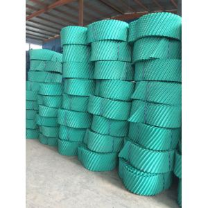 Round PVC Fill Media In Cooling Tower