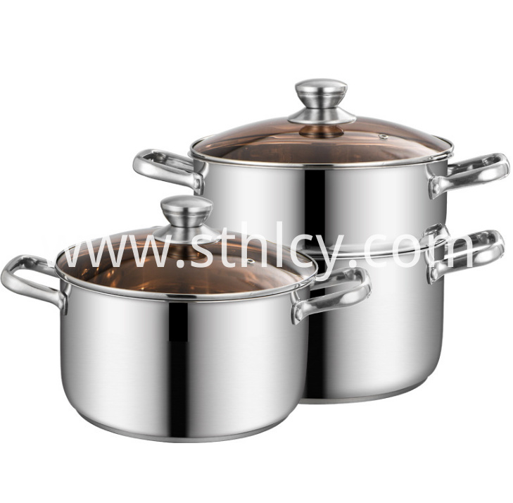 Stainless Steel Steamer Pot12