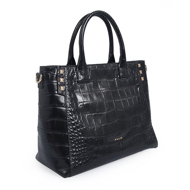 Brand Fashion Vintage genuine Crocodile Shoulder Bags